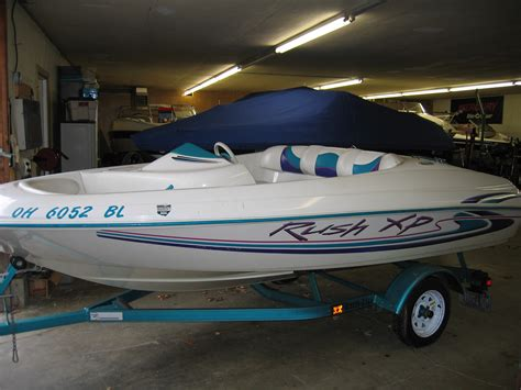 Regal Rush Boats by 1995 Regal Rush Xp 14 Jet Boat Used Average Avidboater