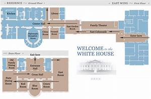 Floor Plan Of The White House East Wing | TheFloors.Co