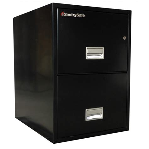 sentry 2g2510 2 drawer file cabinet with impact resistance 25 quot inches vertical