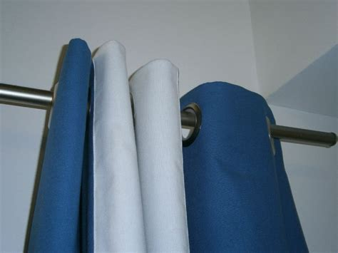 rideaux bleu blanc atelier virginie morel at home
