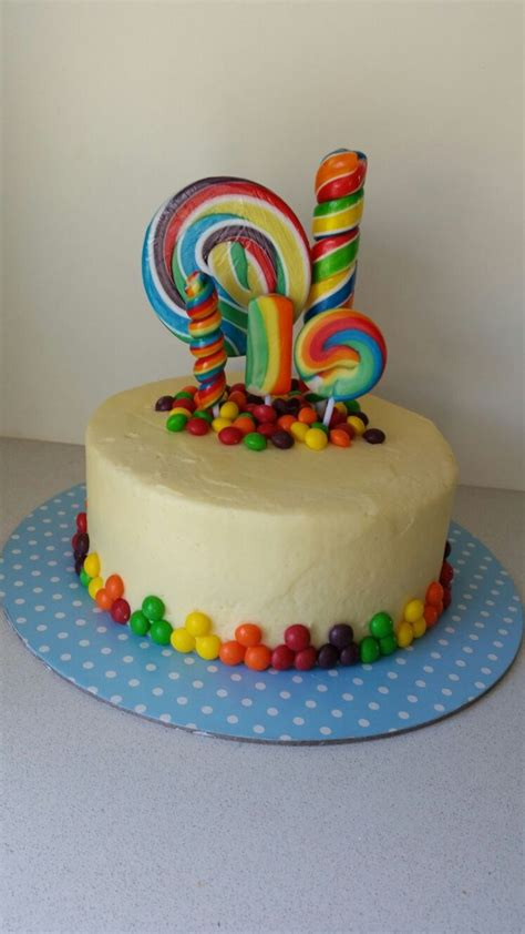 best 25 lolly cake ideas on pinata cake 6