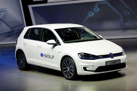 vw electric golf car launch soon with 300km range