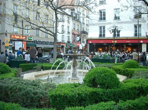 panoramio photo of place de la contrescarpe