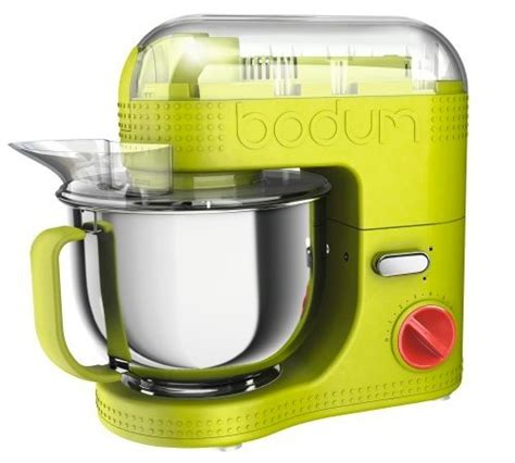 robot de cuisine 233 lectrique bodum bistro 11381 565 vert citron 4 7l