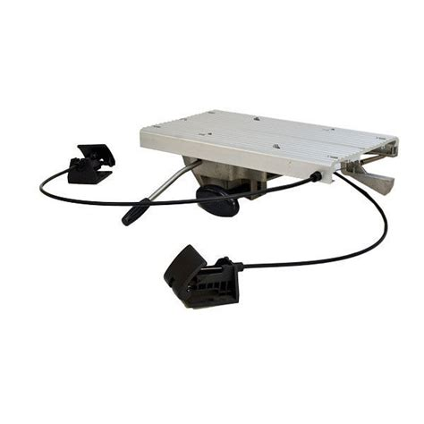 Long Boat Seat Pedestal by Attwood Swivl Eze 2 3 8 Cable Operate Boat Seat Pedestal