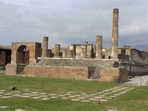 The Forum in Pompeii Italy 11-08 - Photo de Pompéi ...