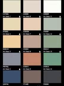 deco paint colours deco