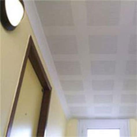 plafond suspendu sur ossature en plaques de pl 226 tre perfor 233 es knauf