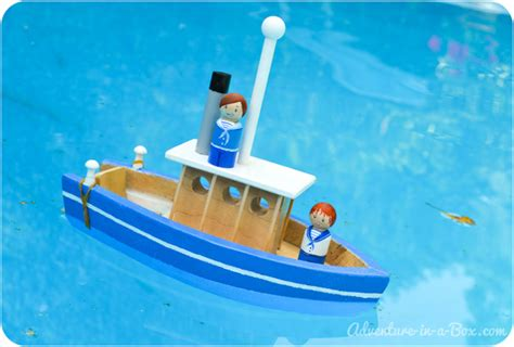 Toy Boat For Lake by How To Make A Toy Paddle Boat