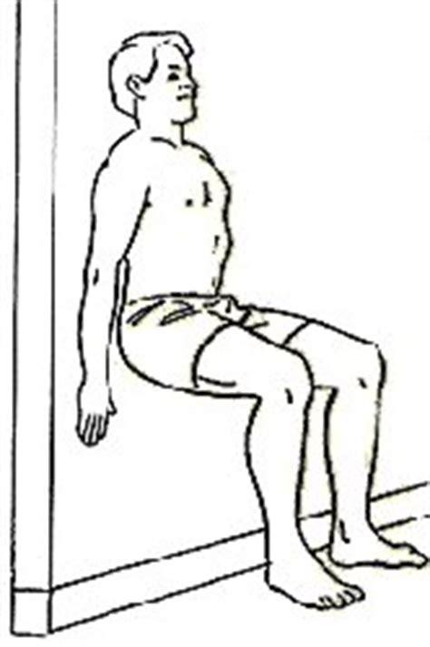 musculation dossiers pratiques la chaise