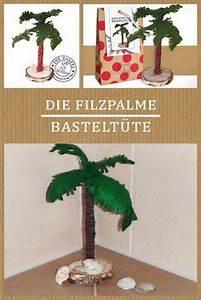 Palmen Für Die Wohnung : papier palmen basteln bastelideen pinterest party diy und birthday ~ Markanthonyermac.com Haus und Dekorationen