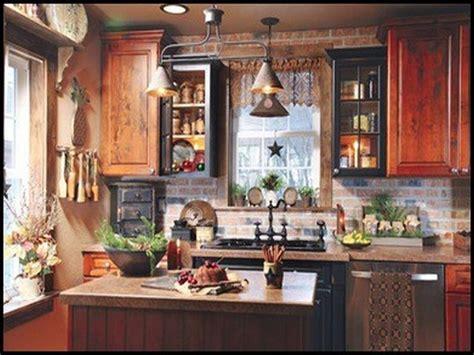 primitive kitchen variety home decor