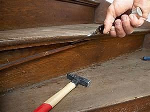 Holz Treppenstufen Erneuern : holztreppe erneuern selber machen heimwerkermagazin ~ Markanthonyermac.com Haus und Dekorationen