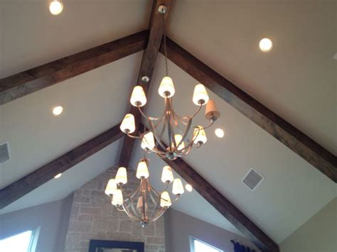 lighting for cathedral ceilings studio design