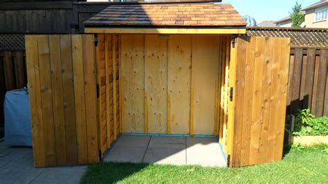 white cedar shed diy projects