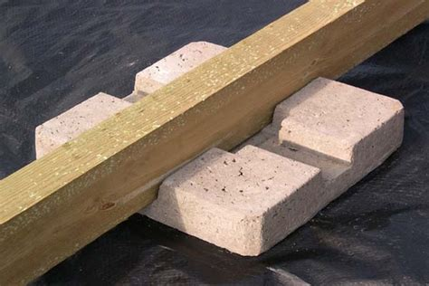 outdoor precast concrete piers decks piers precast