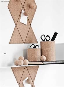 Ideen Für Pinnwand : pinnwand pinnnadeln und becher aus kork detaillierte anleitung handmade kultur ~ Markanthonyermac.com Haus und Dekorationen