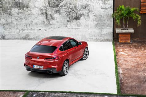 2019 Bmw X4 To Arrive As Larger, Sleeker And Lighter Like