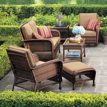 Kohls Patio Furniture Sonoma by Sonoma Outdoors Madera Patio Furniture Collection At