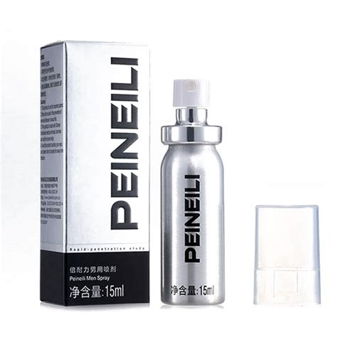 Sex Delay Spray New Packing Peineili Male Delay For Men Spray Male External Use Anti Premature