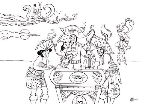 Dessin Animé Bateau Pirate by Pirates 1 Coloriage De Pirates Coloriages Pour Enfants