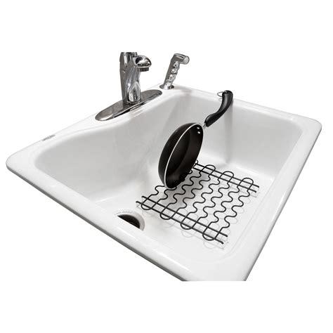rubbermaid large white sink mat home kitchen kitchen utility hardware sink mats