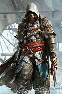 Assassin's Creed 4 Black Flag Wallpaper - Free iPhone ...