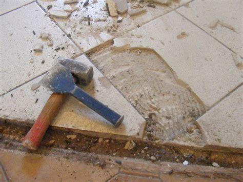 5 232 me jour enlever le carrelage au sol on refait la cuisine
