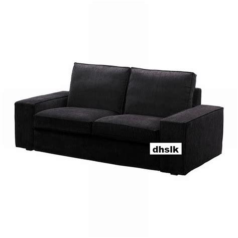 ikea kivik 2 seat sofa slipcover loveseat cover tranas