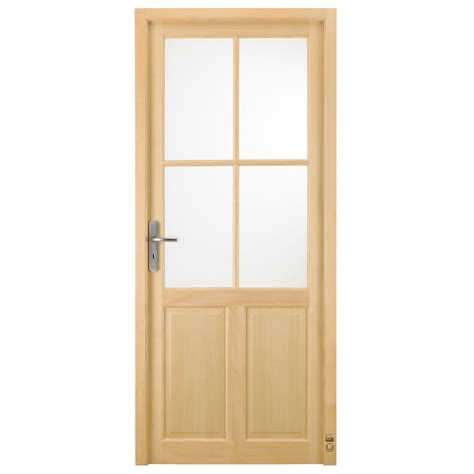 porte interieur bois pas cher