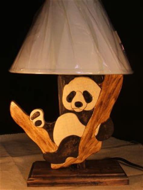 les de chevet le de chevet panda pour chambre d enfant