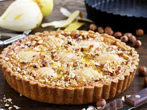 photo de recette tarte aux poires marmiton