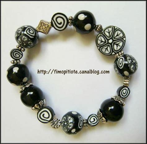 bijoux pate fimo collier bracelet boucles d oreilles 51 photo de bracelets fimo pitiote et