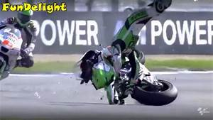 Bike Racer Losing Control Compilation - YouTube