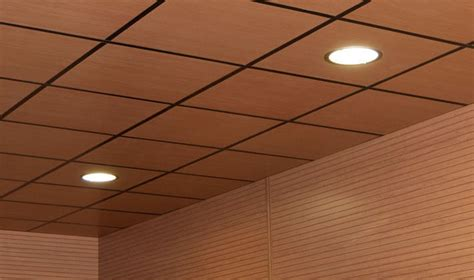suspended ceiling panels wood www imgkid the image