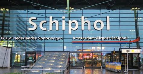 Schiphol International Hub by Case Study 2 Schiphol International Hub B I B O