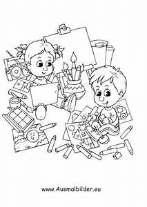 Kinder Bilder Malen : ausmalbilder kinder malen kinder malvorlagen ~ Markanthonyermac.com Haus und Dekorationen