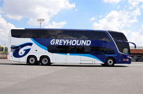 do greyhound buses bathrooms for passengers ward log homes