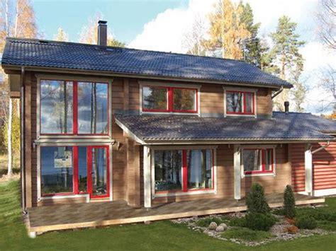 Haus Kumpare  Honka Blockhaus Musterhausnet