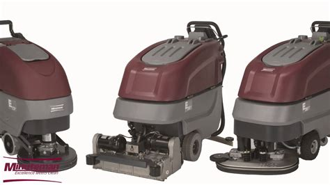 floor scrubbers by minuteman international floor cleaning