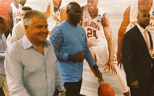 LOOK: Michael Jordan, 50+ former UNC players at NCAA ...