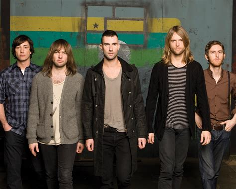Maroon 5 Photos Wallpapers 2012| Hd Wallpapers