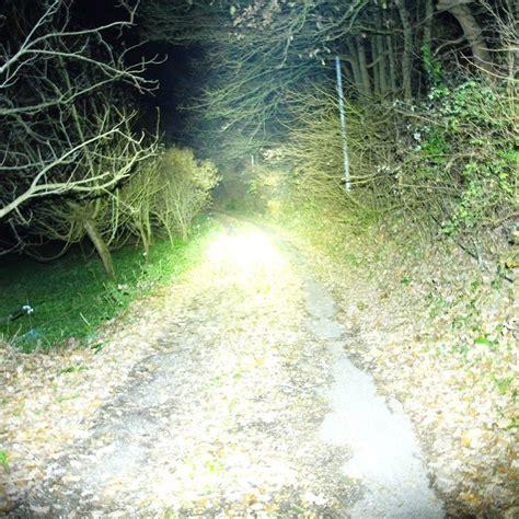 le torche led tr 232 s puissante 3600 lumens