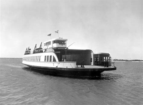 Ferry Boat Jacksonville by Florida Memory Ferry Quot Buccaneer Quot Running On The St
