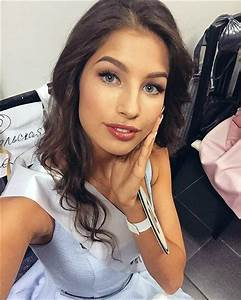 New Miss Russia, 18, 'never posed as a beauty' when she ...
