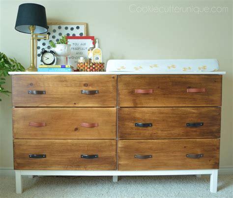 ikea tarva 6 drawer dresser assembly remodelaholic 25 ikea tarva chest hacks