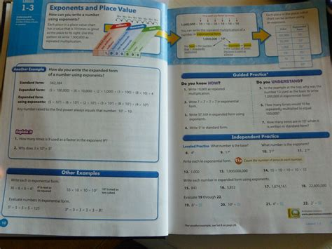 Envision Math Worksheets Grade 5 Worksheets For All  Download And Share Worksheets  Free On