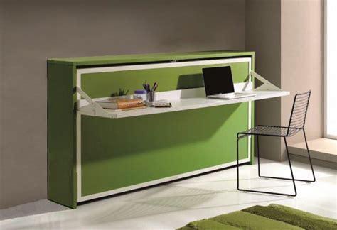 armoire lit transversale city avec bureau integre couchage 90 22 200 cm 44 coloris