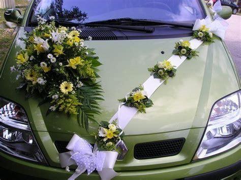 bb d 233 coration des voitures de mariage