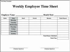 Time Sheets Template bravebtr